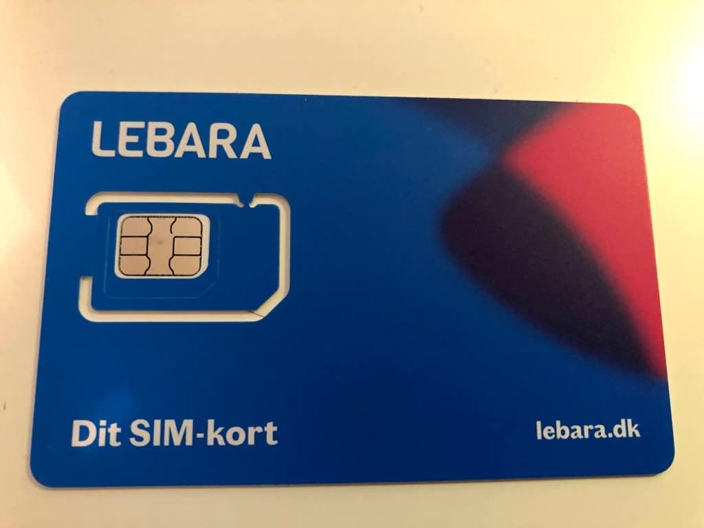 Lebara Test